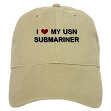 I love my Submariner Baseball Cap