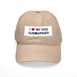 Submarine mom Hats & Caps