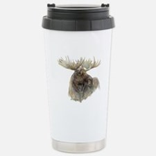 Proud Bull Moose Travel Mug