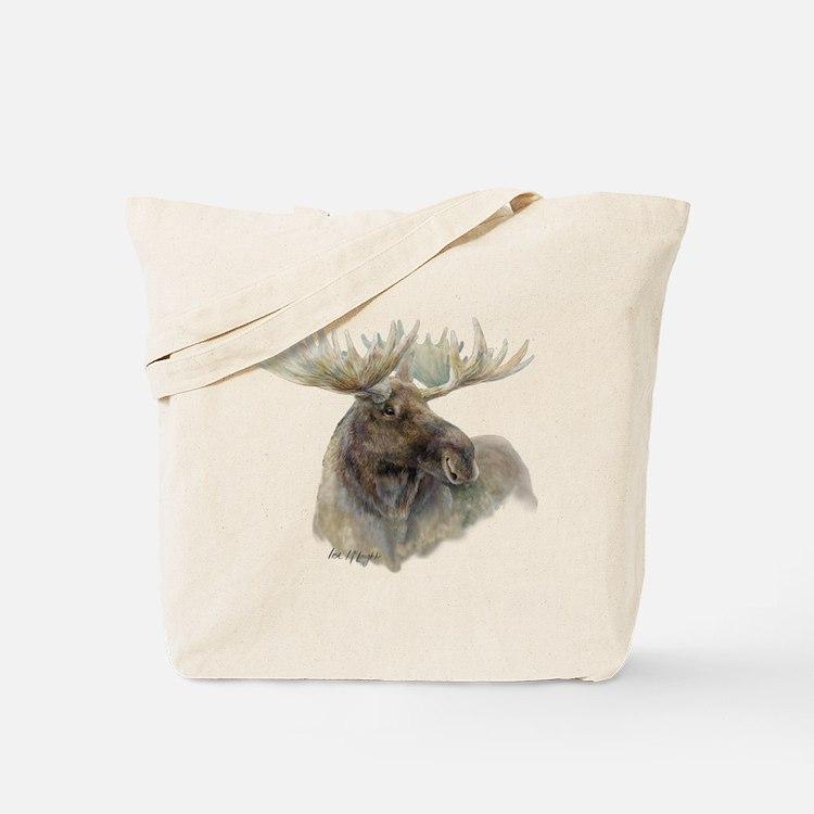 Proud Bull Moose Tote Bag