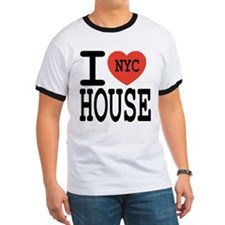 I Love NYC House T