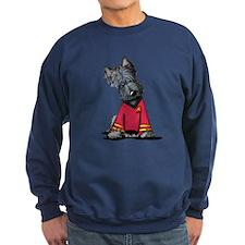 Scottie Terrier Scotty Sweatshirt