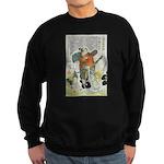 Samurai Warrior Oda Nobunaga (Front) Sweatshirt (d