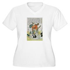Samurai Warrior Oda Nobunaga T-Shirt