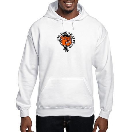 Big Dog Skates - Jam Skating - Hooded Sweatshirt
