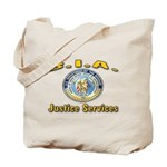 B.I.A. Justice Services Tote Bag