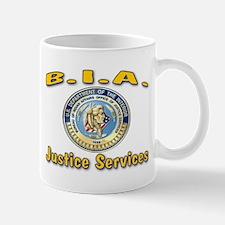 B.I.A. Justice Services Mug