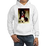 Dog Wants To Go Out! Hooded Sweatshirt