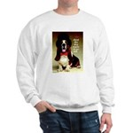 Dog Wants To Go Out! Sweatshirt