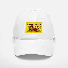 California Baseball Baseball Cap
