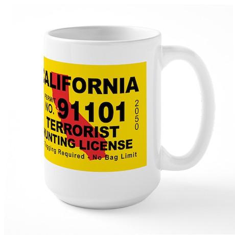 California Large Mug