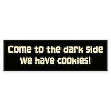 The Dark Side Bumper Bumper Sticker