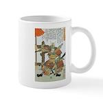 Samurai Warrior Imagawa Yoshimoto Mug