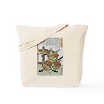 Samurai Warrior Imagawa Yoshimoto Tote Bag