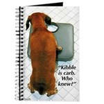 Kibble Is Carb Journal