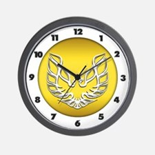 Firebird / Trans Am Wall Clock