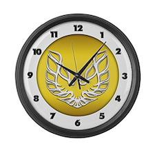 Firebird / Trans Am Large Wall Clock