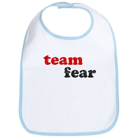 team fear Bib