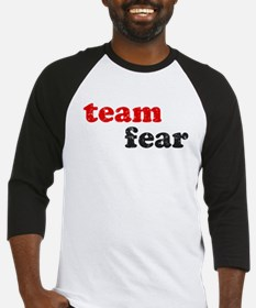 team fear Baseball Jersey