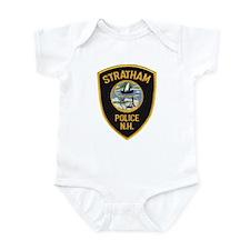 Stratham NH Police Infant Bodysuit