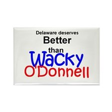 O'Donnall Wacky Rectangle Magnet