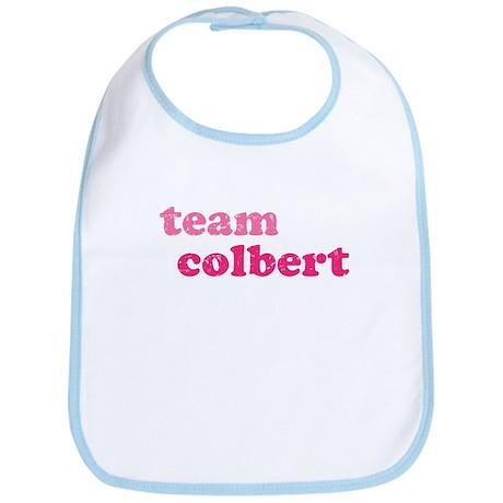 team colbert Bib