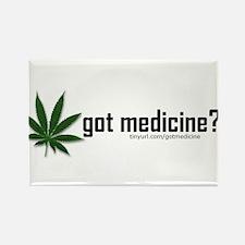 got medicine? Rectangle Magnet