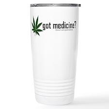 got medicine? Ceramic Travel Mug