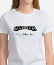 Gunner - On a Mission Tee