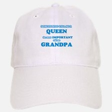 Some call me a Queen, the most important call Baseball Baseball Cap