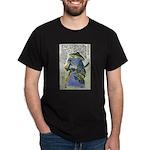 Saito Toshimasa nyudo Dosan (Front) Dark T-Shirt