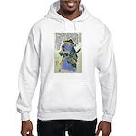 Saito Toshimasa nyudo Dosan Hooded Sweatshirt
