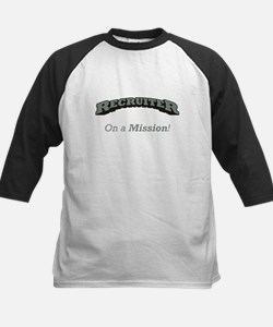 Recruiter - On a Mission Tee