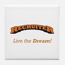 Recruiter - LTD Tile Coaster