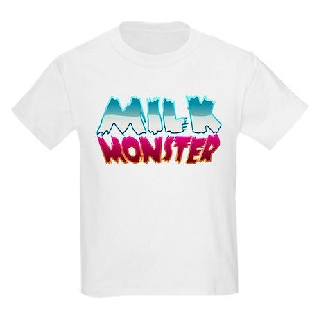 Milk Monster - Kids Light T-Shirt