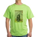 Warrior Takenaka Hanbee Shigeharu Green T-Shirt