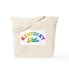 Kentucky Girl Tote Bag