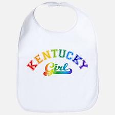 Kentucky Girl Bib