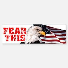 Fear This Sticker (Bumper)