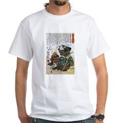 Warrior Saito Uheenotayu Tatsuoki (Front) Shirt
