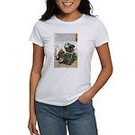Warrior Saito Uheenotayu Tatsuoki Women's T-Shirt