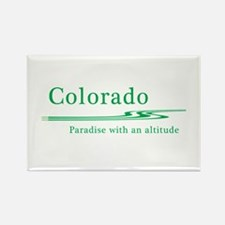 Cute From colorado Rectangle Magnet