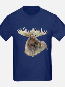 Proud Bull Moose T