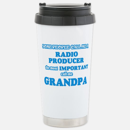 Some call me a Ra Travel Mug