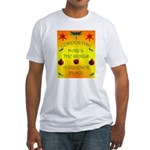Composting Fitted T-Shirt
