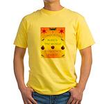 Composting Yellow T-Shirt