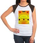 Composting Women's Cap Sleeve T-Shirt