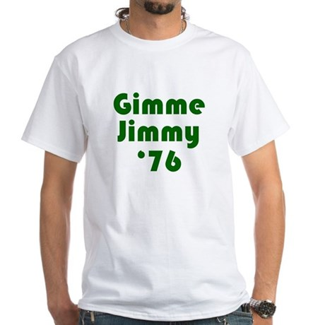 Jimmy Carter White T-Shirt