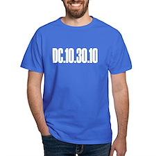 DC.10.30.10 T-Shirt