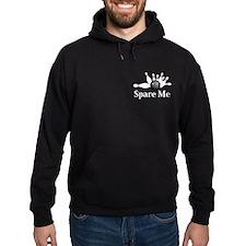 Spare Me Logo 6 Hoodie Design Front Pocket